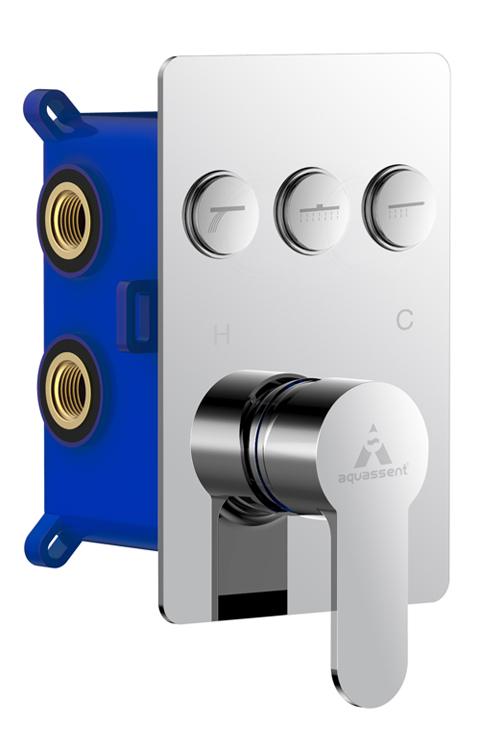 Complementos y accesorios   Distribuidores empotrados de ducha      MALáGA DISTRIBUIDOR /3