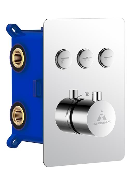 Complementos y accesorios   Distribuidores empotrados de ducha      SEVILLA DISTRIBUIDOR /3