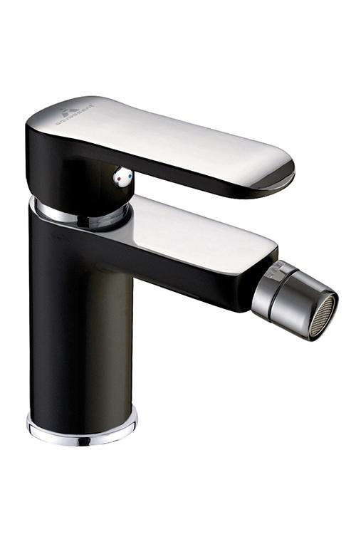 Conjuntos de ducha   Griferia Monomando      MISURI BIDET NEGRO