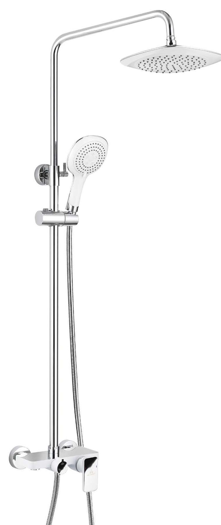 Conjuntos de ducha   Griferia Monomando      ZENDA